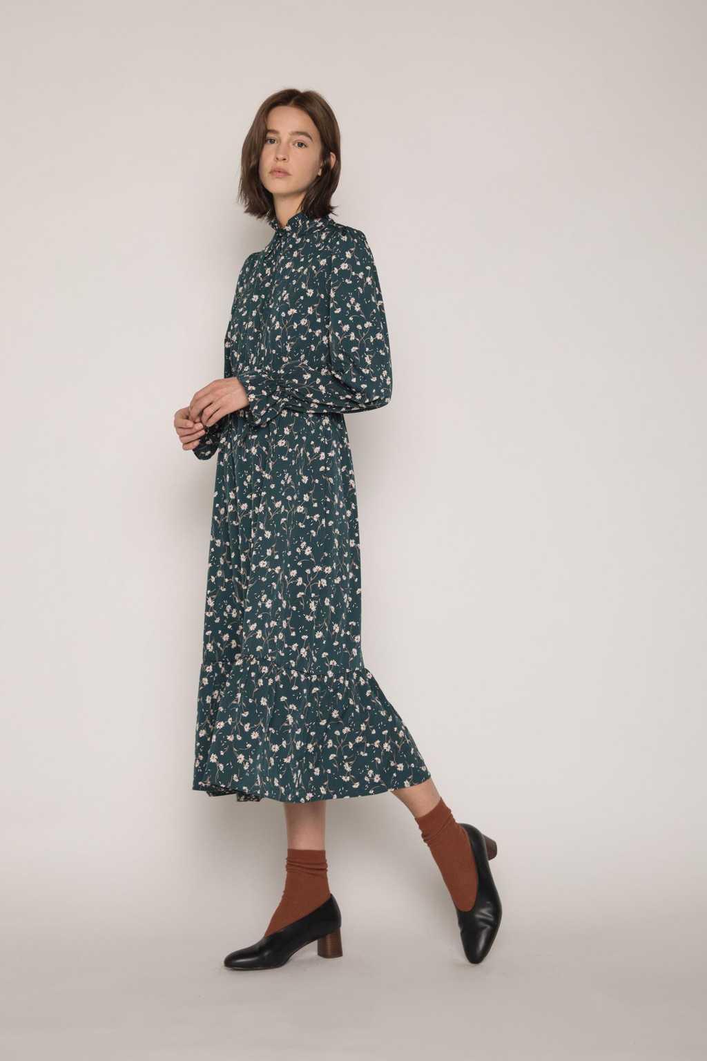 Dress H288 Green 1