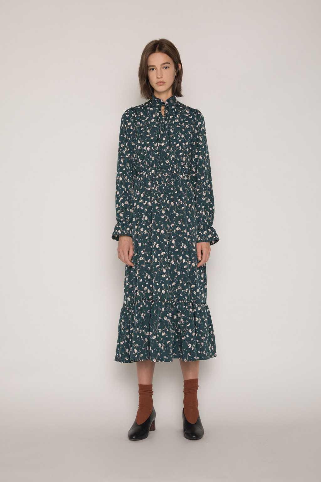 Dress H288 Green 2