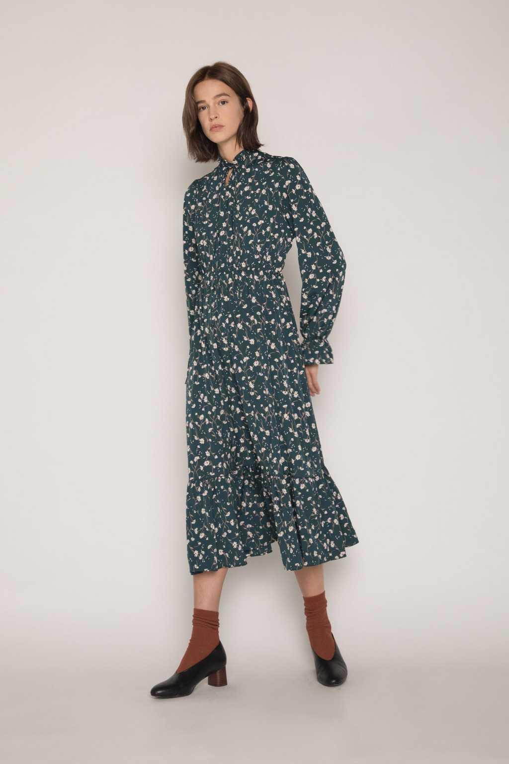 Dress H288 Green 3
