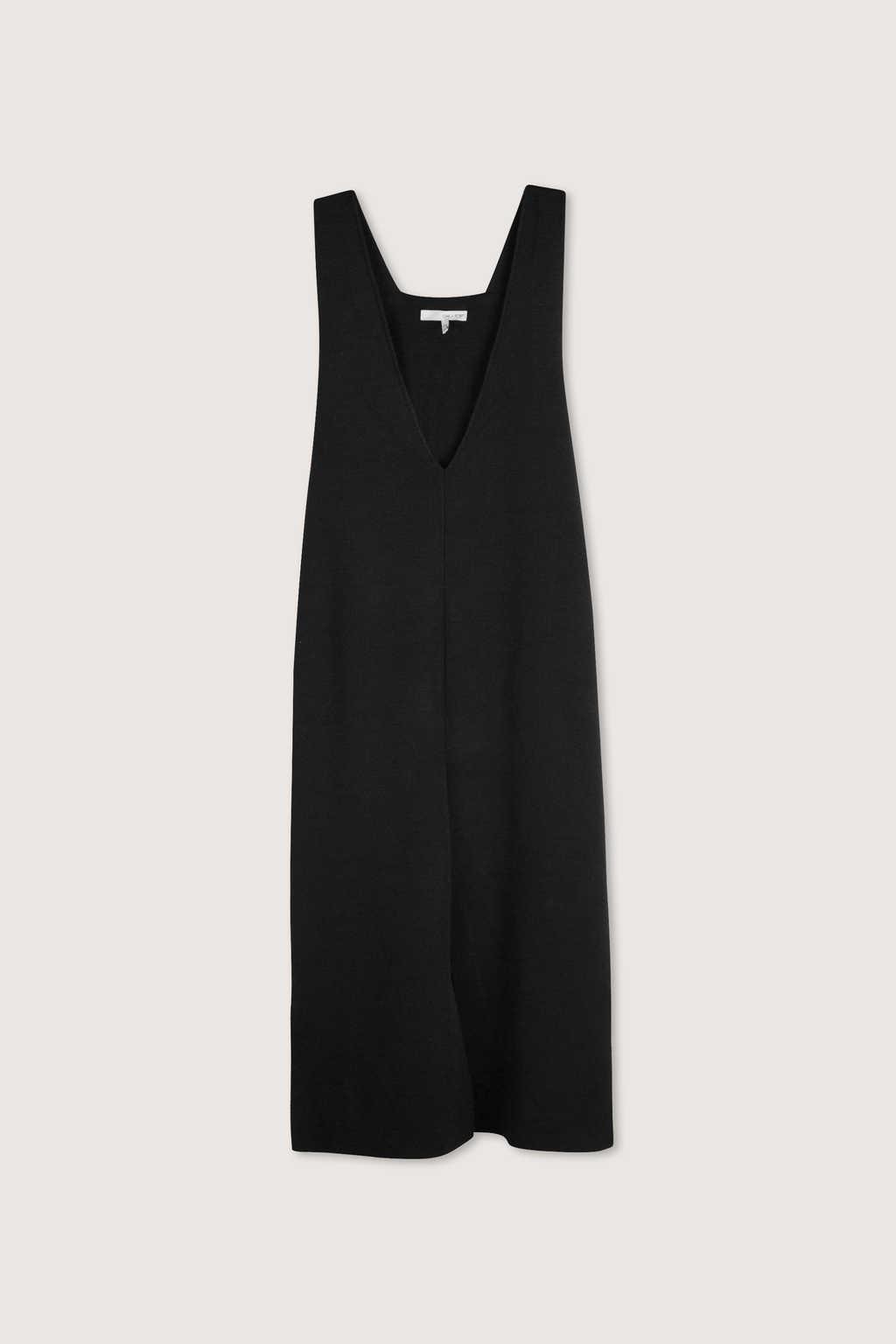 Dress H316 Black 7