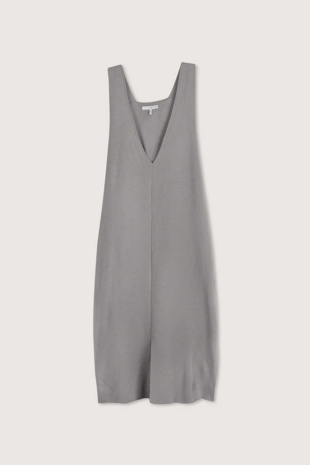 Dress H316 Gray 5