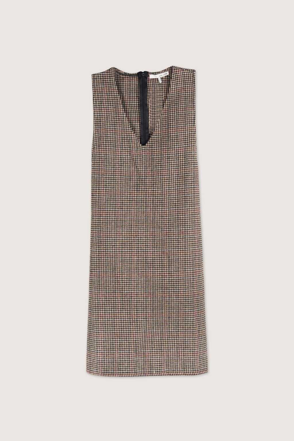 Dress H321 Brown 10