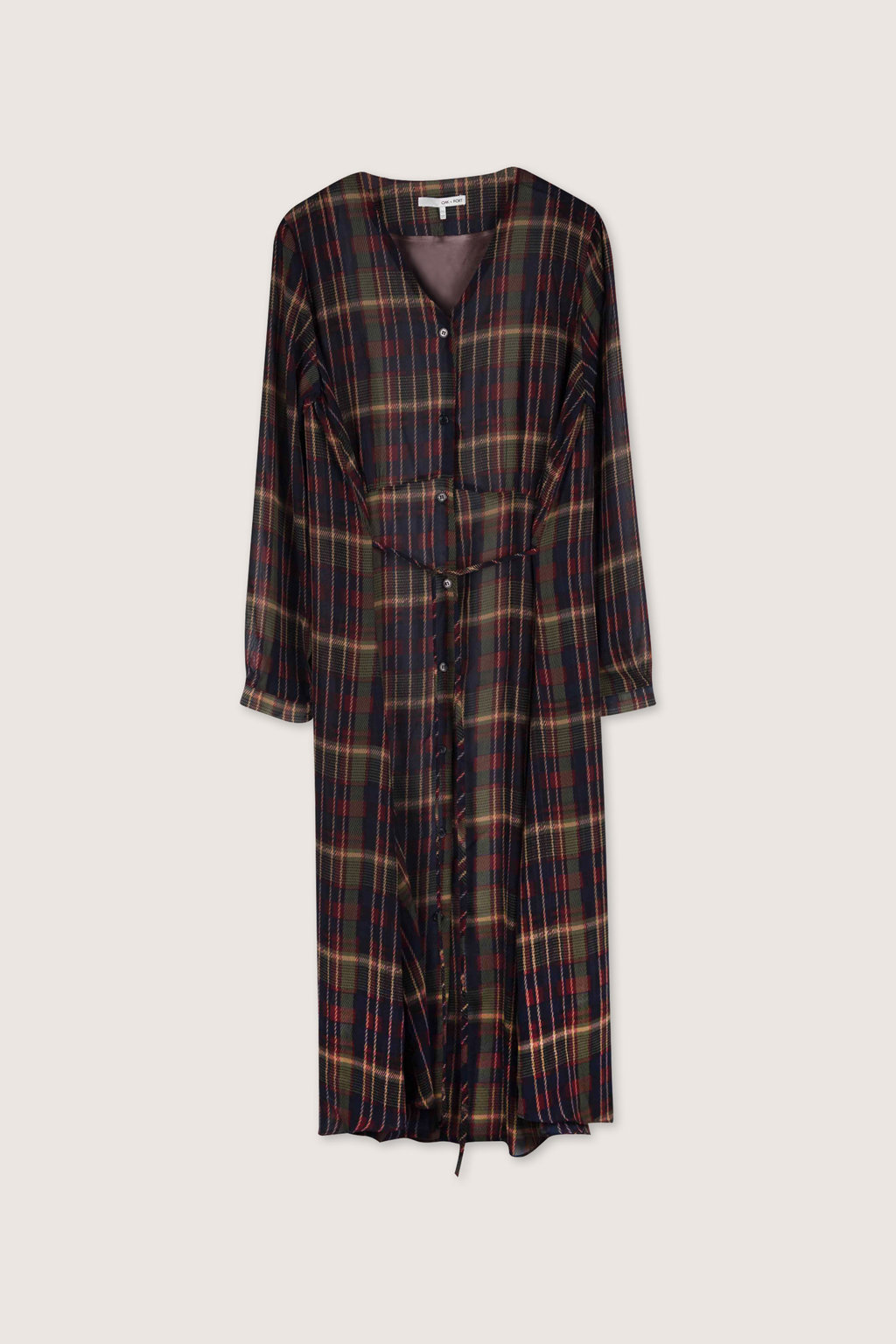 Dress H337 Olive 5