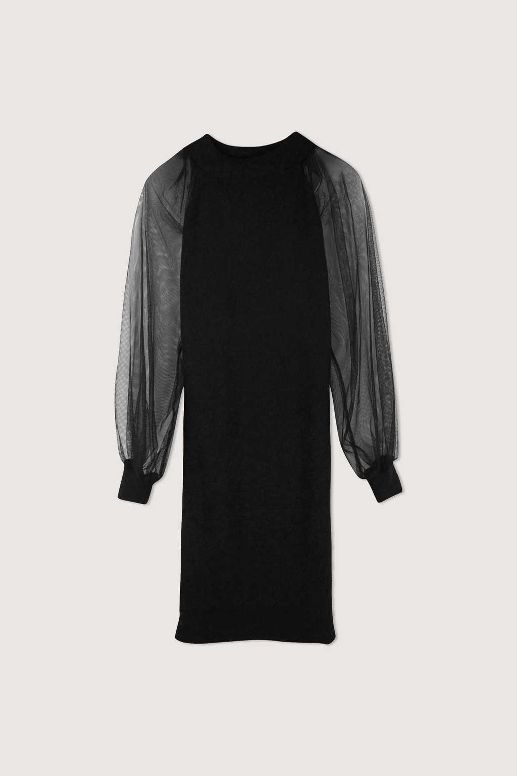 Dress H341 Black 7