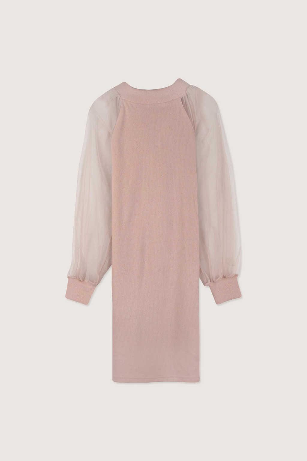 Dress H341 Pink 5