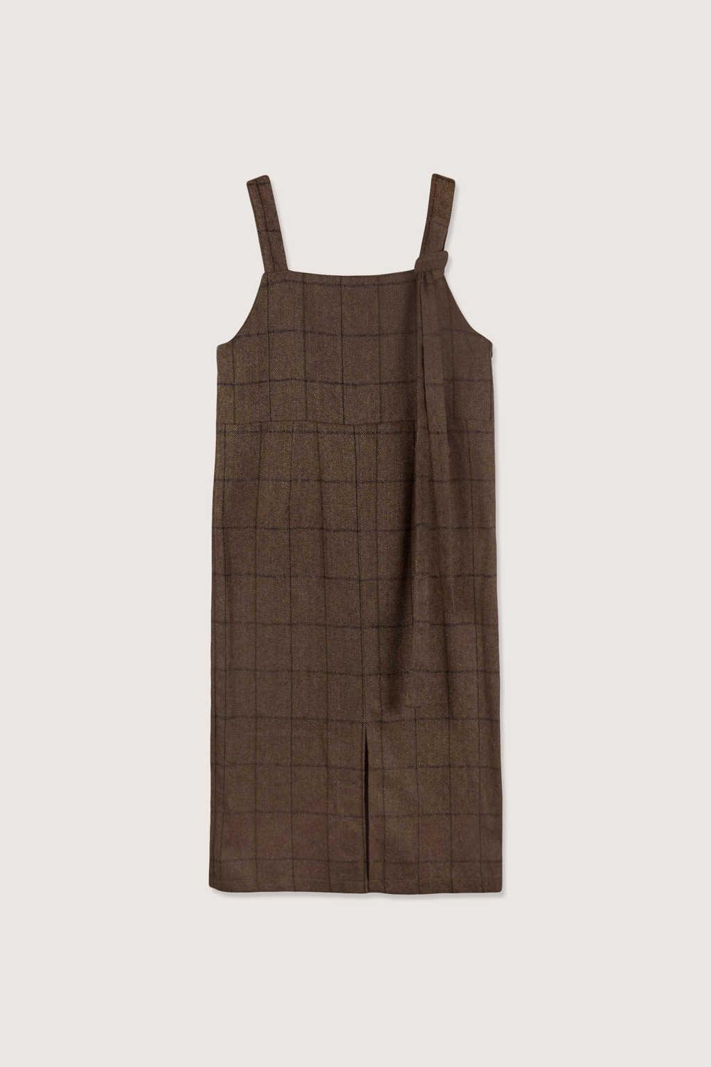 Dress H344 Beige 5