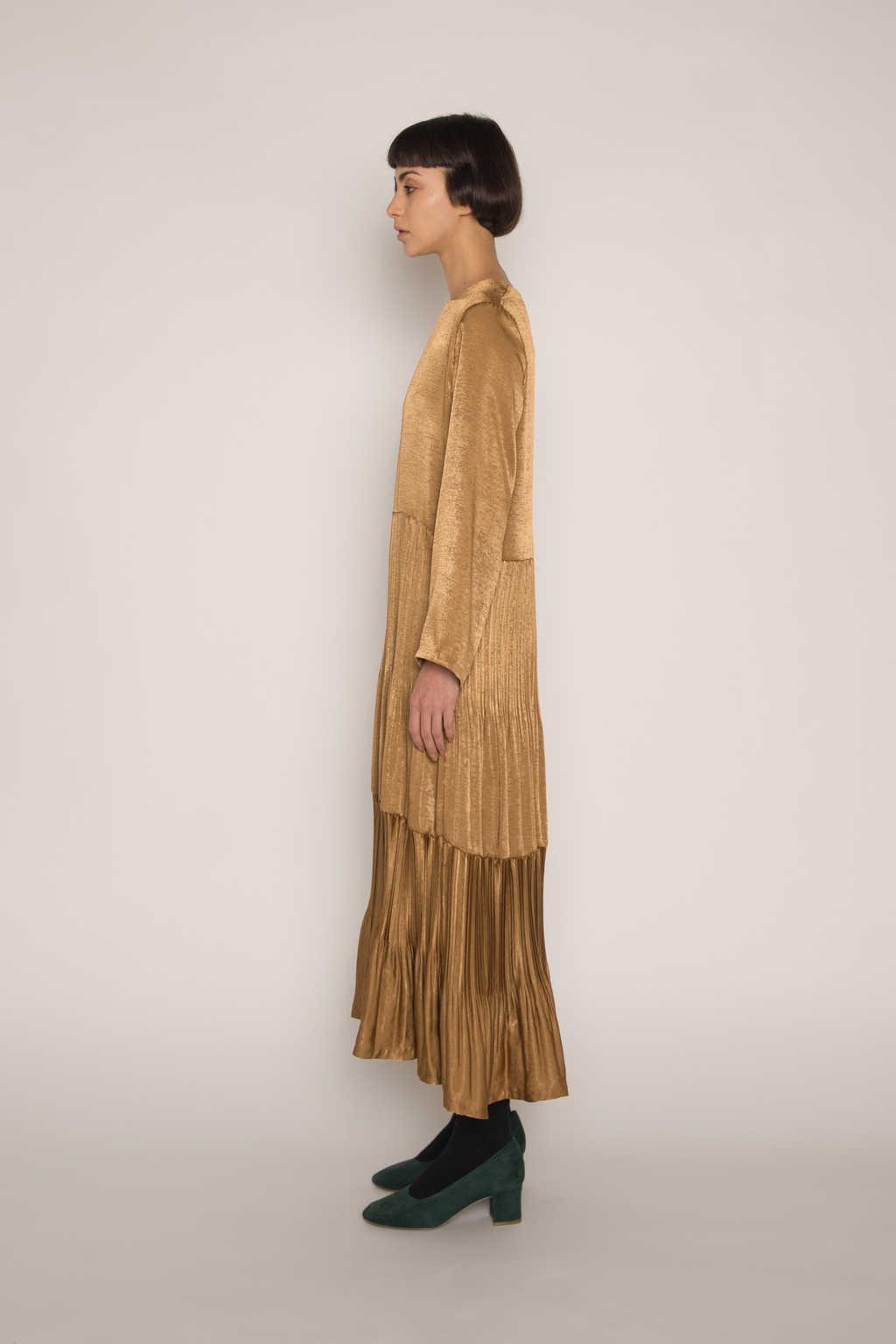 Dress H345 Beige 6