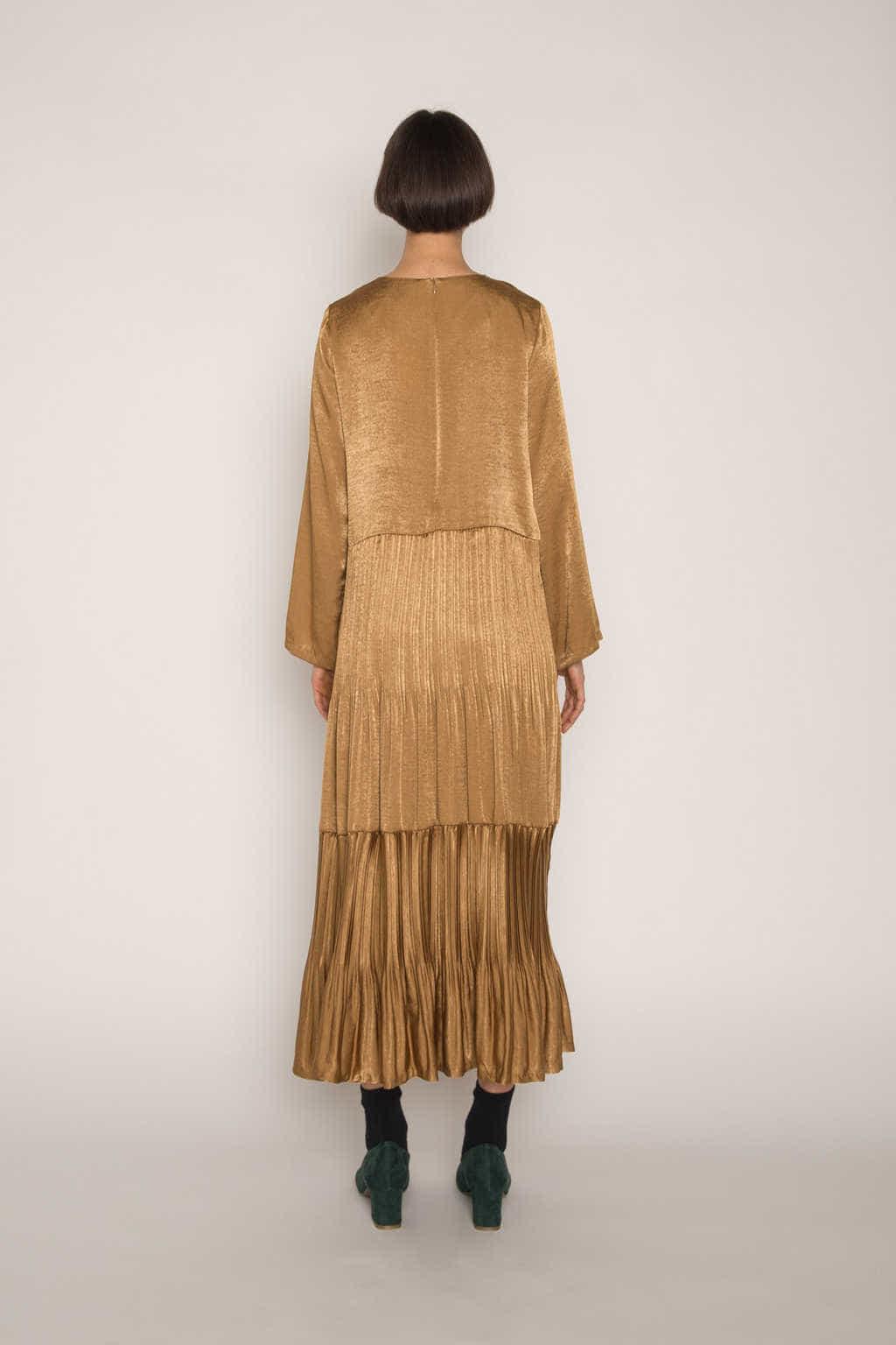 Dress H345 Beige 8