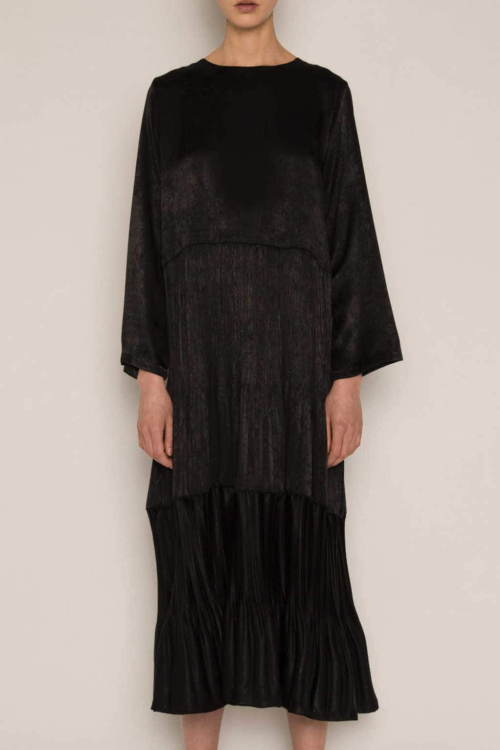 Dress H345 Black 2