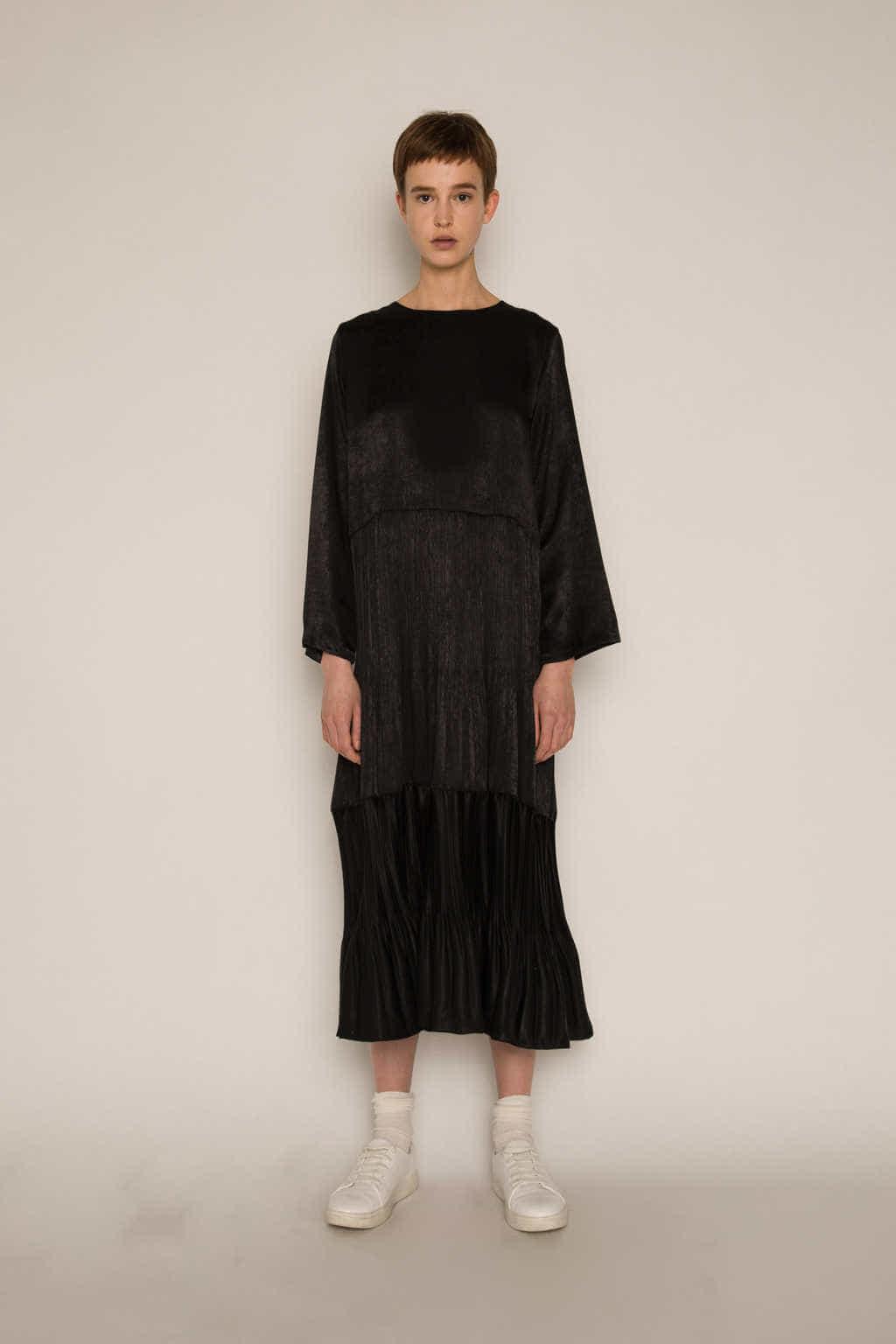 Dress H345 Black 3