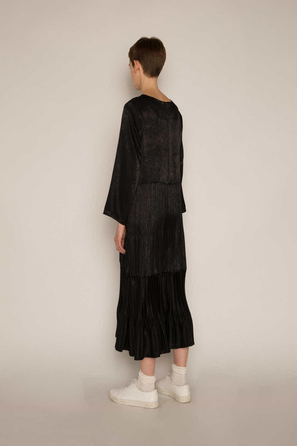 Dress H345 Black 4