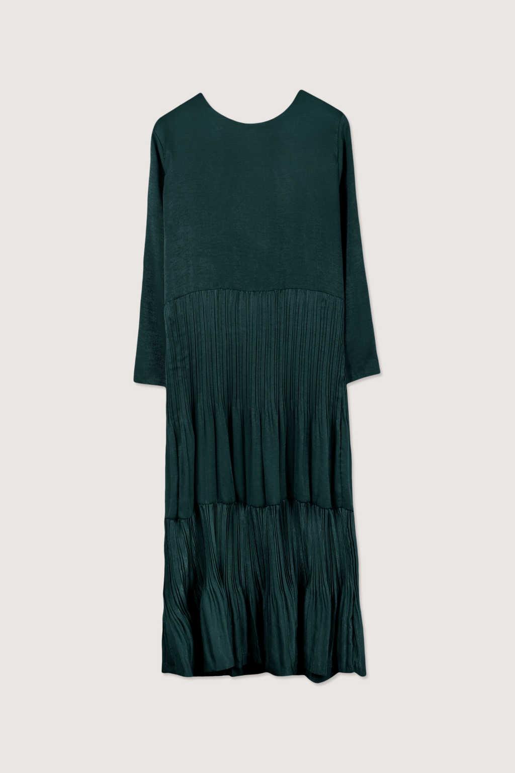 Dress H345 Green 12
