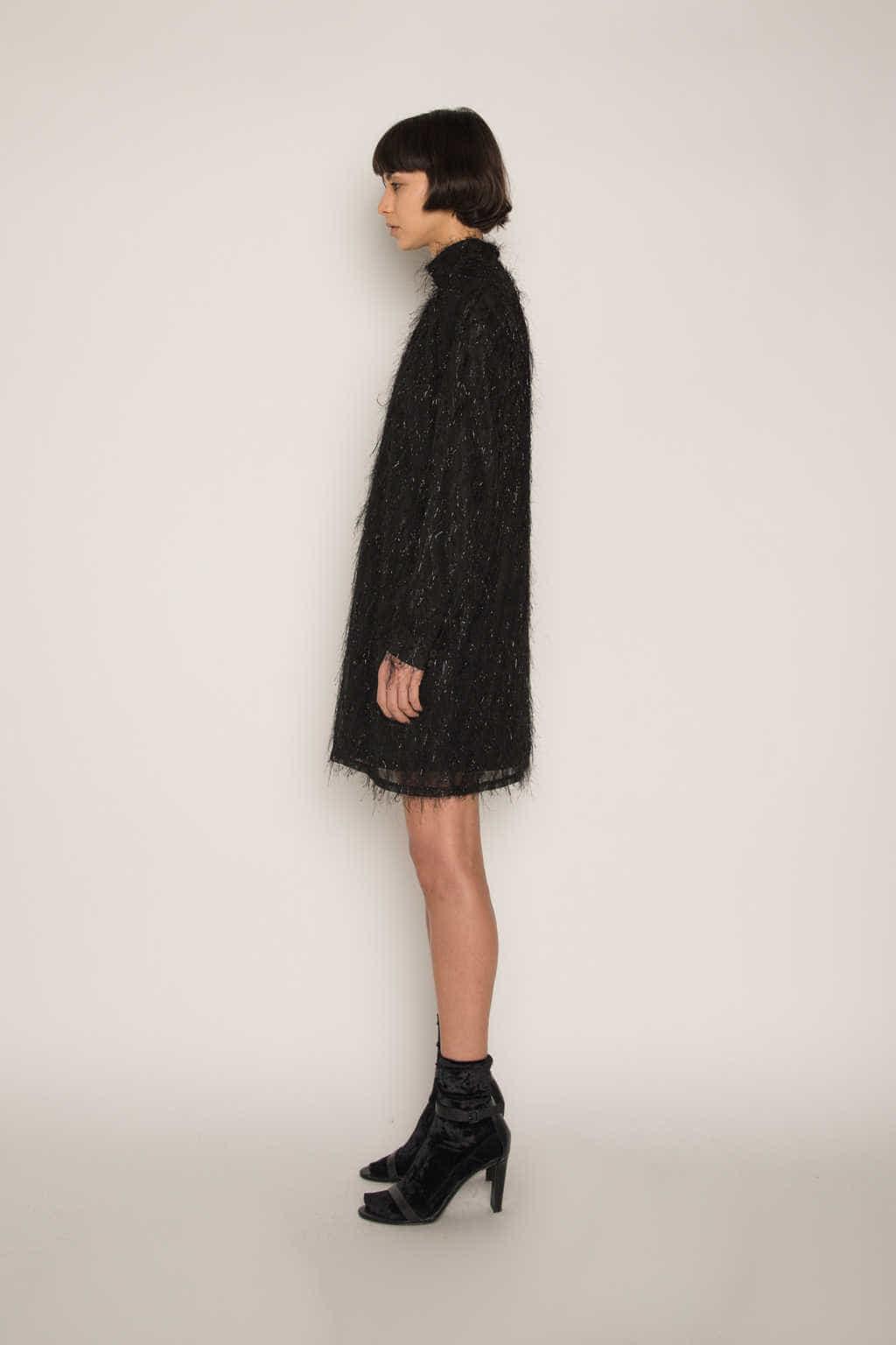 Dress H347 Black 3