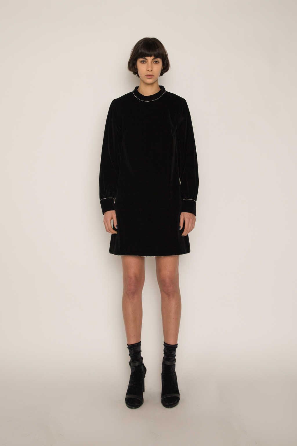 Dress H357 Black 1