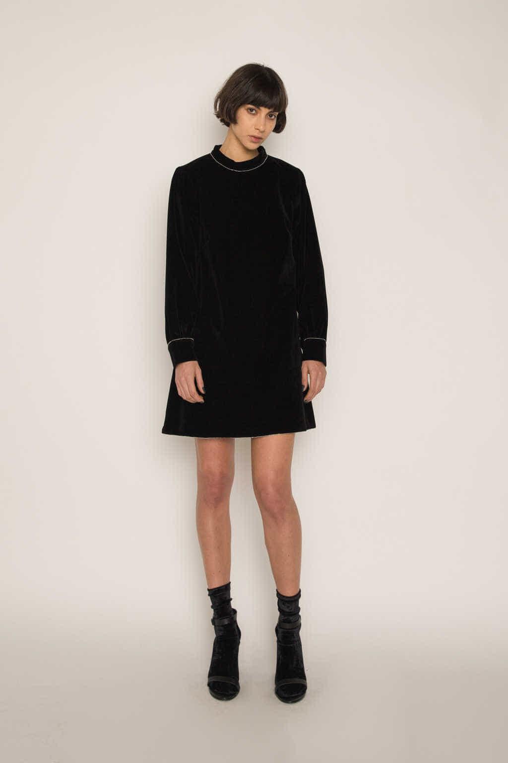 Dress H357 Black 2