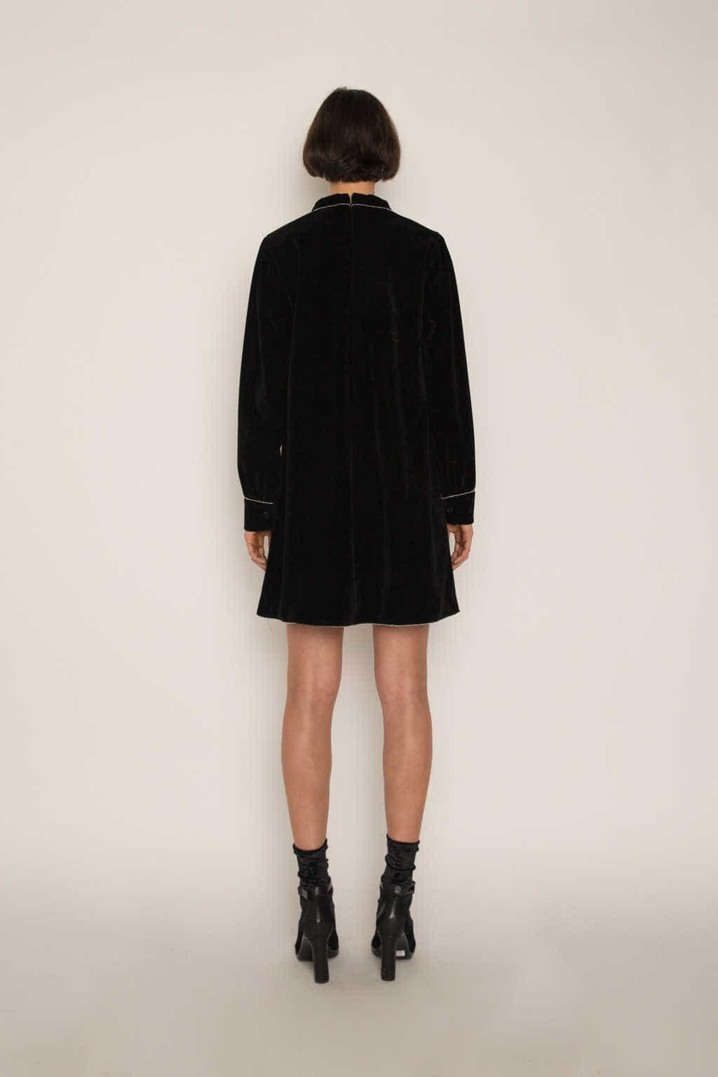 Dress H357 Black 4