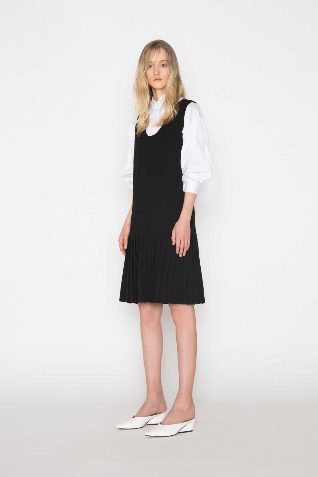 Dress H373 Black 1
