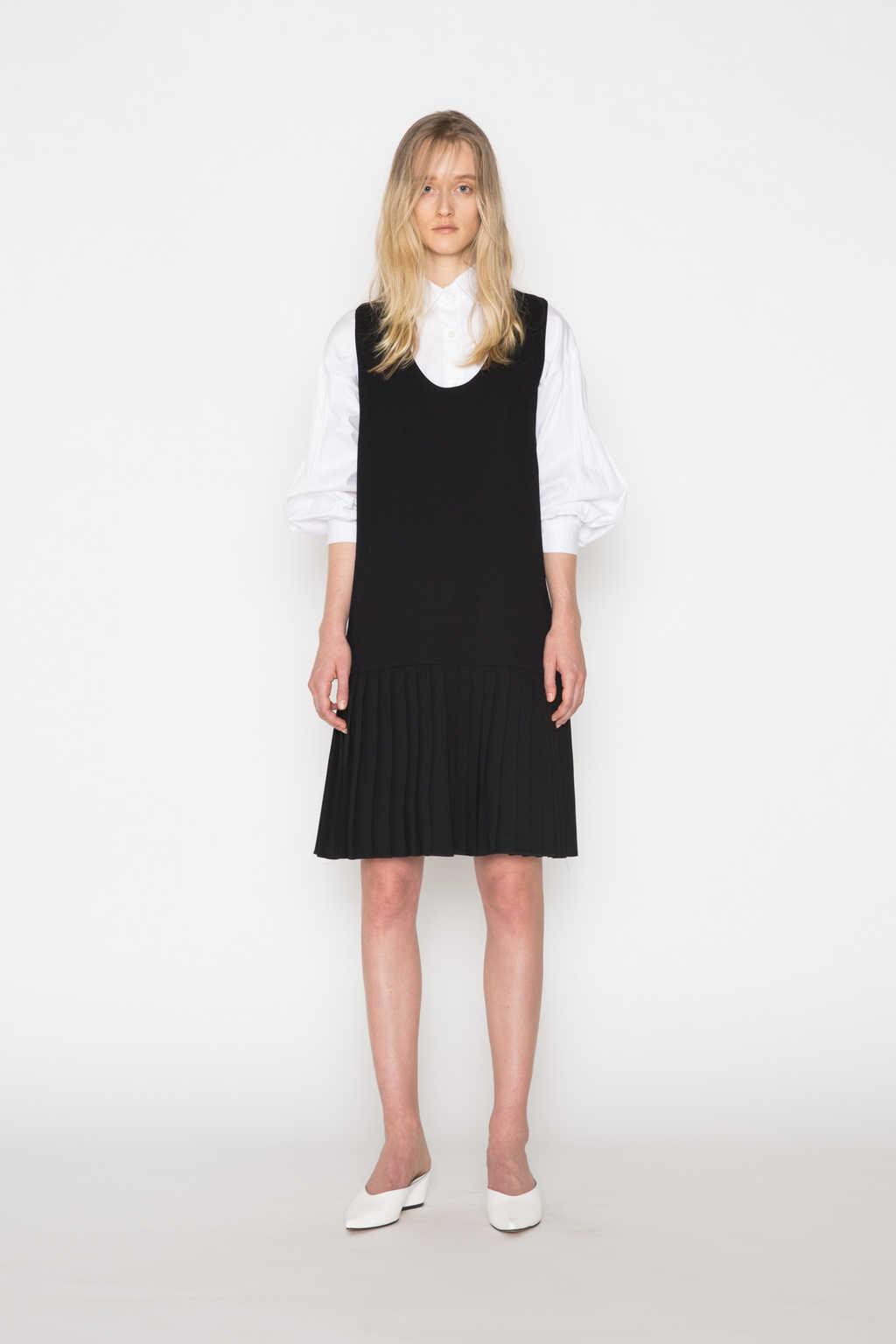 Dress H373 Black 2