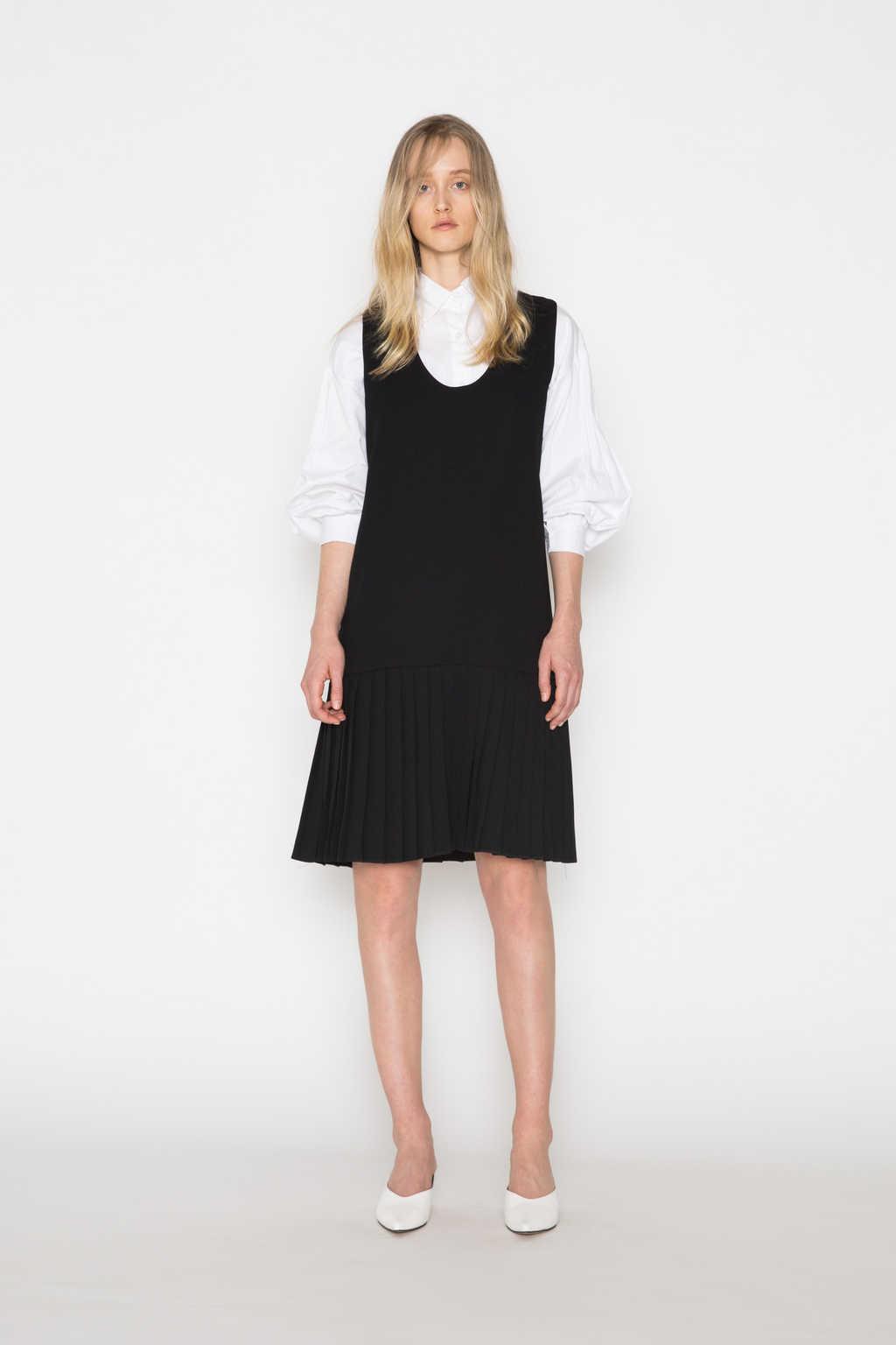 Dress H373 Black 3