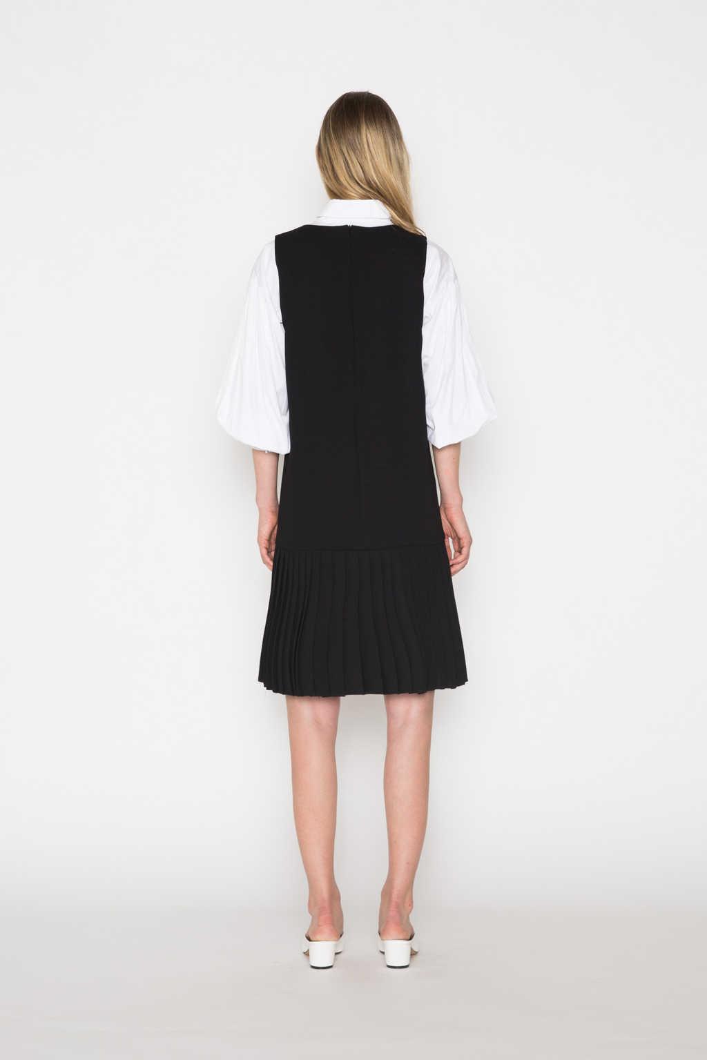 Dress H373 Black 4