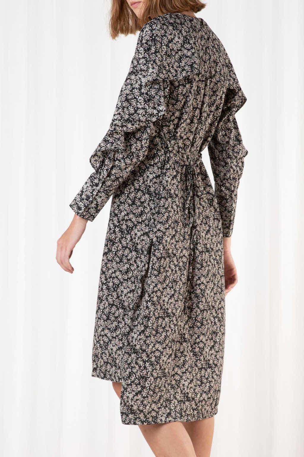 Dress H411 Black 2