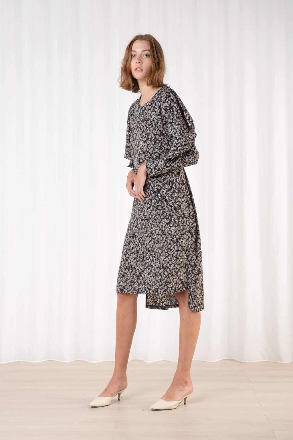 Dress H411 Black 3