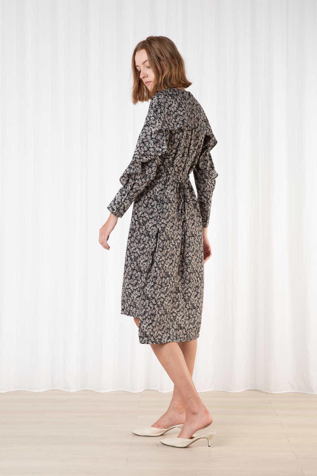 Dress H411 Black 4