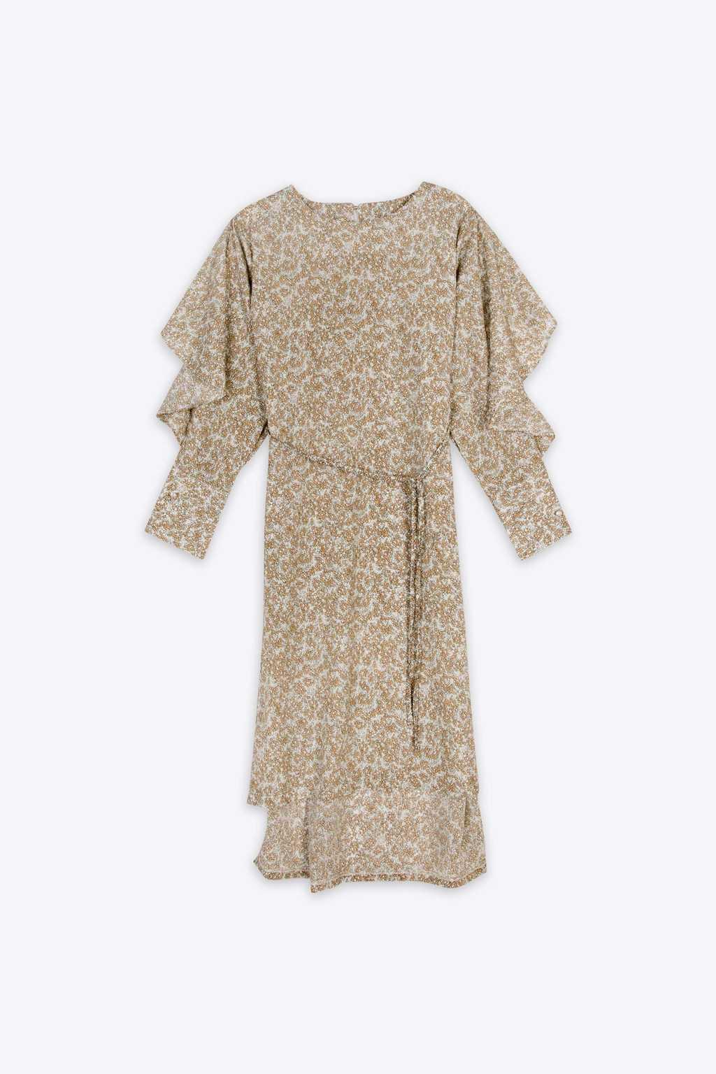 Dress H411 Cream 5
