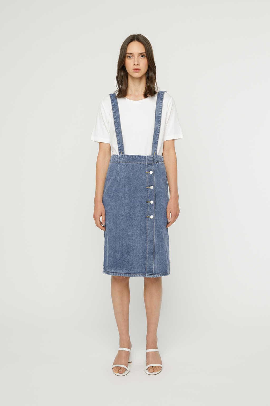 Dress K003 Blue 3