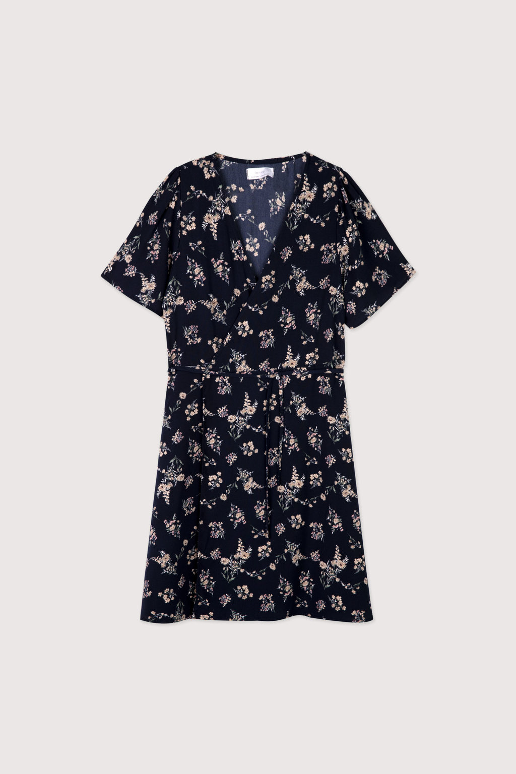 Dress K006 Black 7