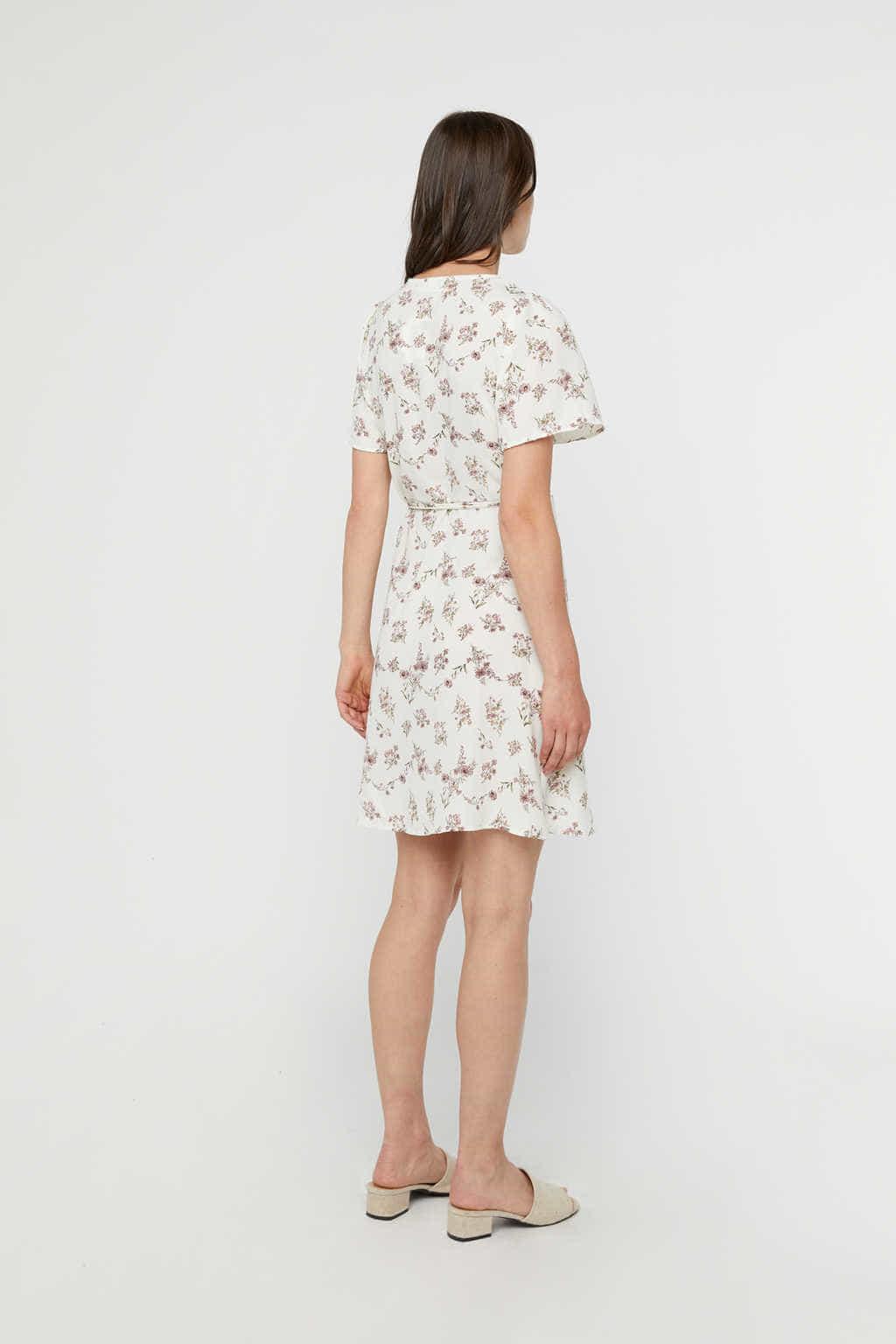 Dress K006 Cream 4