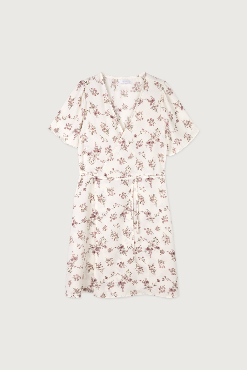 Dress K006 Cream 5