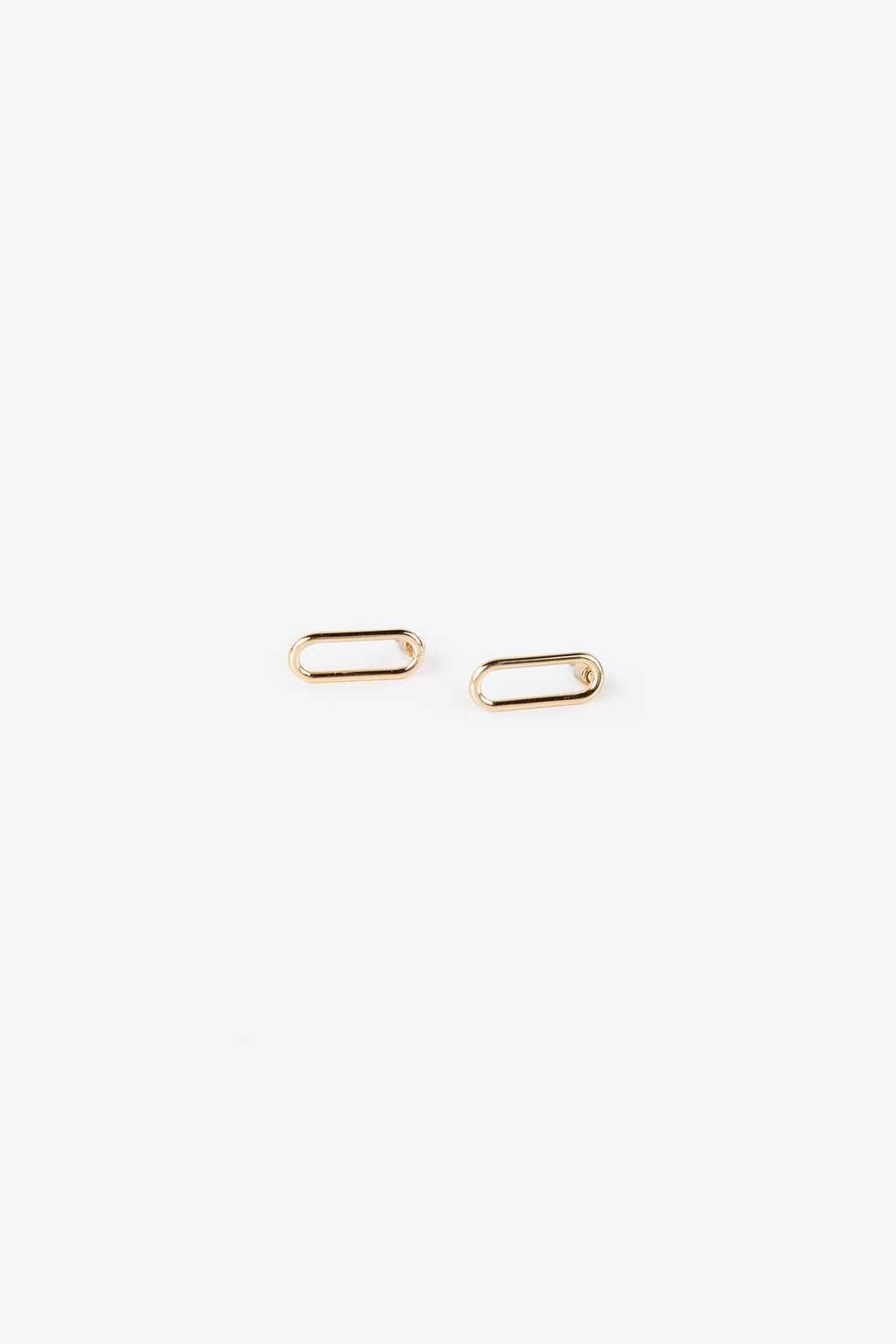 Earring 1582 Gold 1