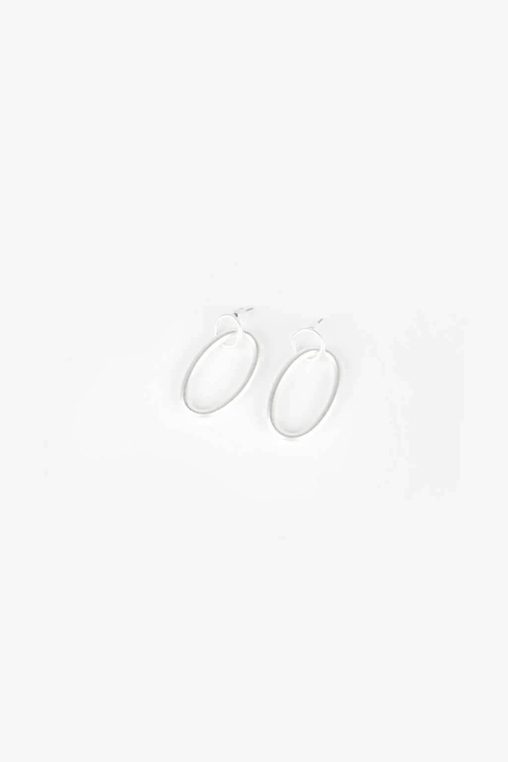 Earring 1708 Silver 2