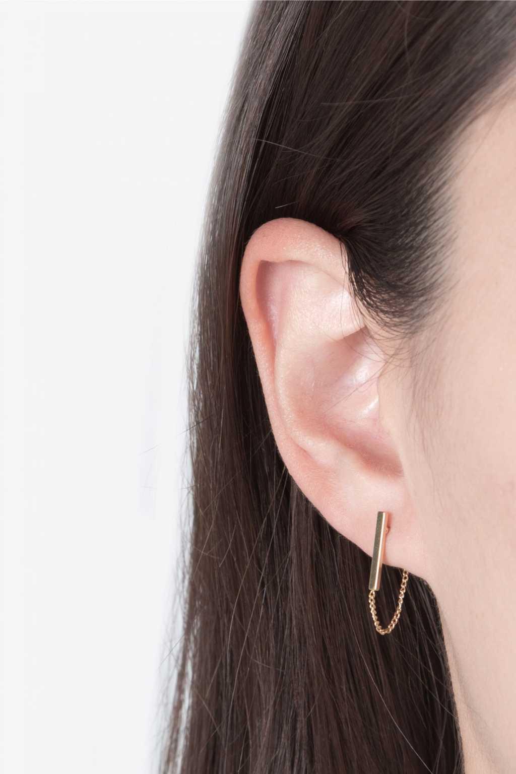 Earring 1787 Gold 3