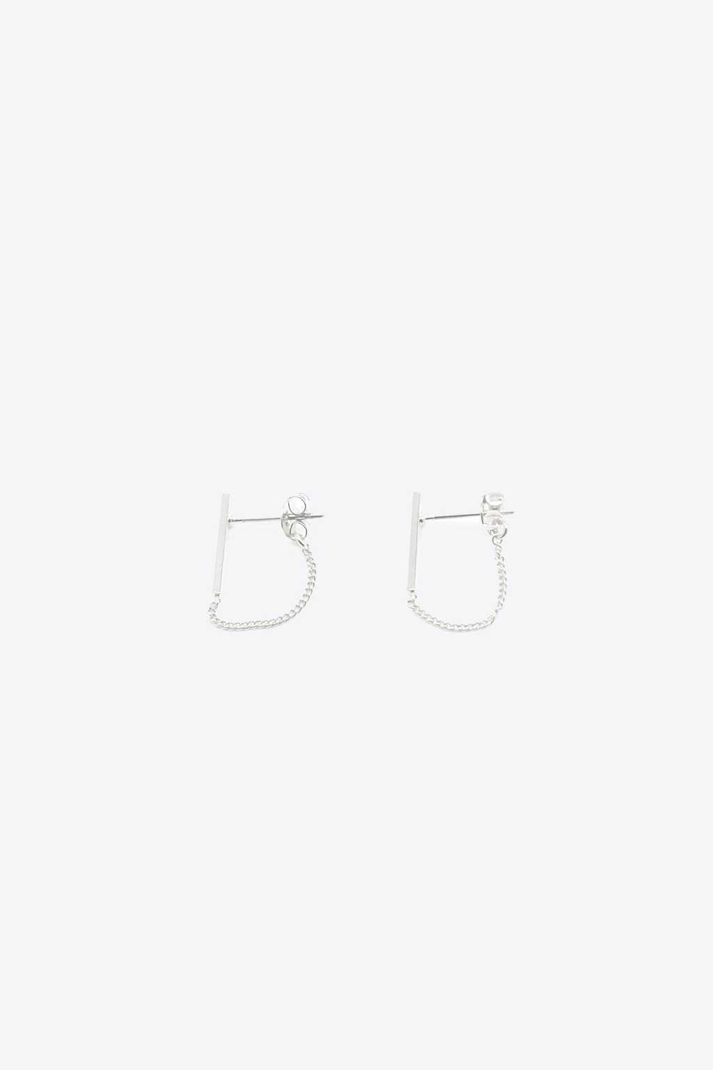 Earring 1787 Silver 4
