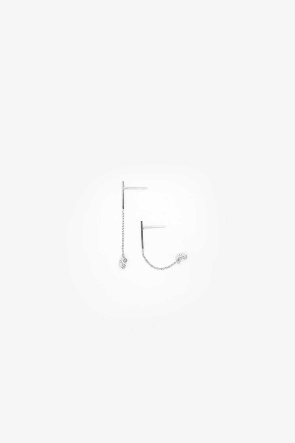 Earring 1787 Silver 5