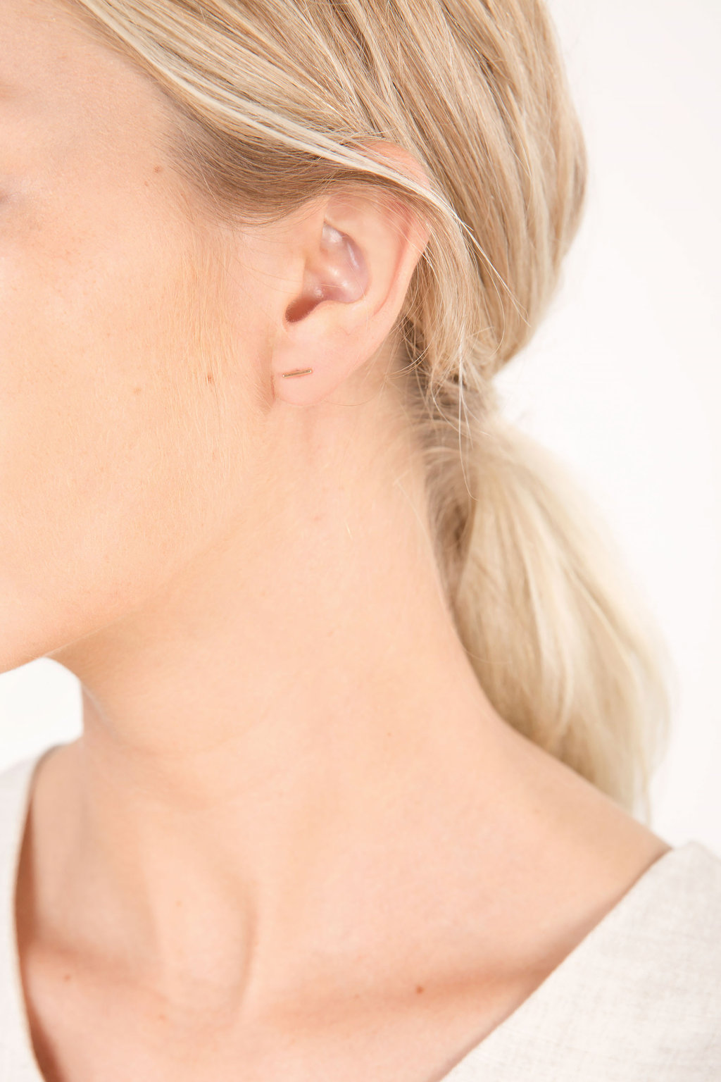 Earring 1801 Gold 3