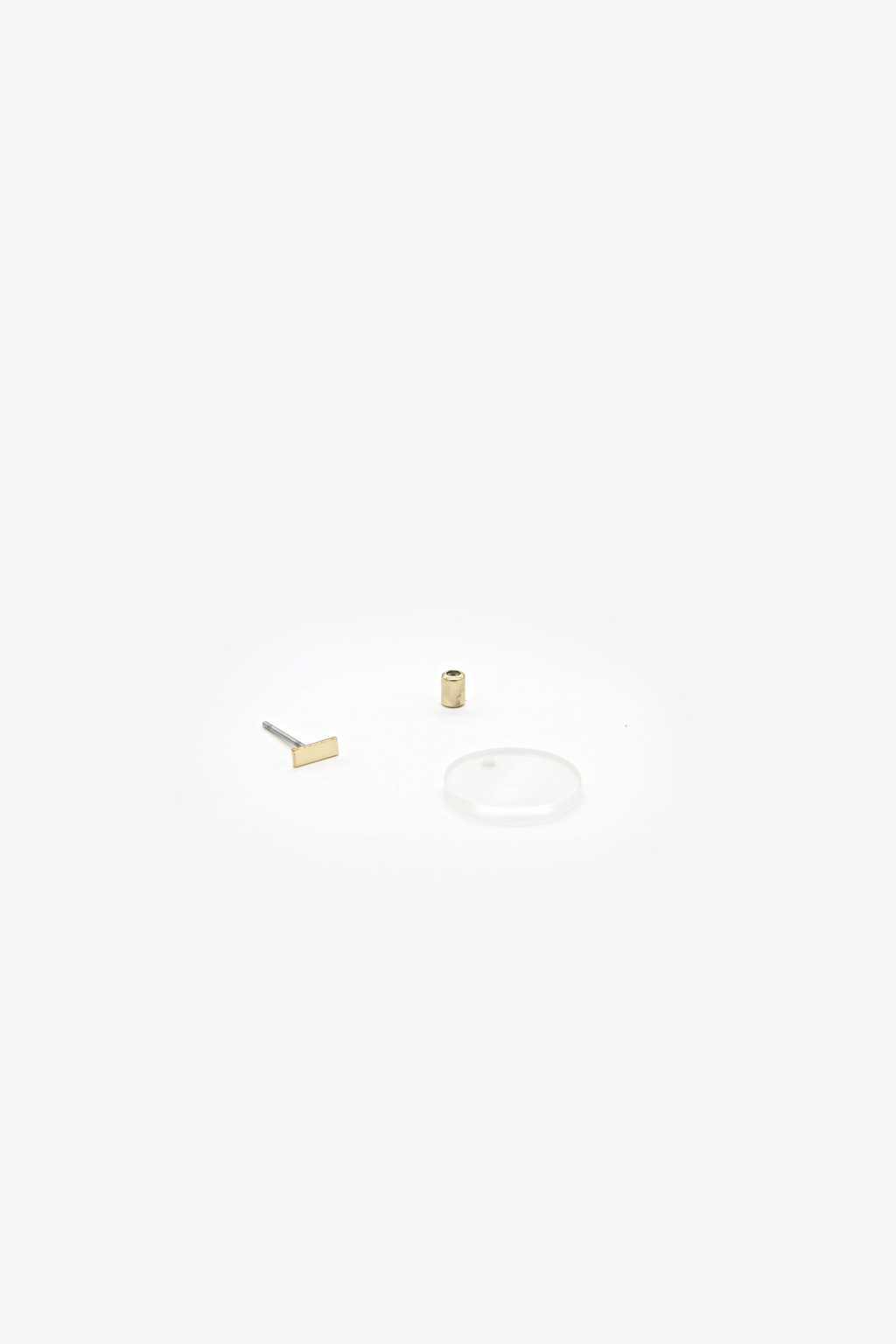Earring 1809 Gold 2