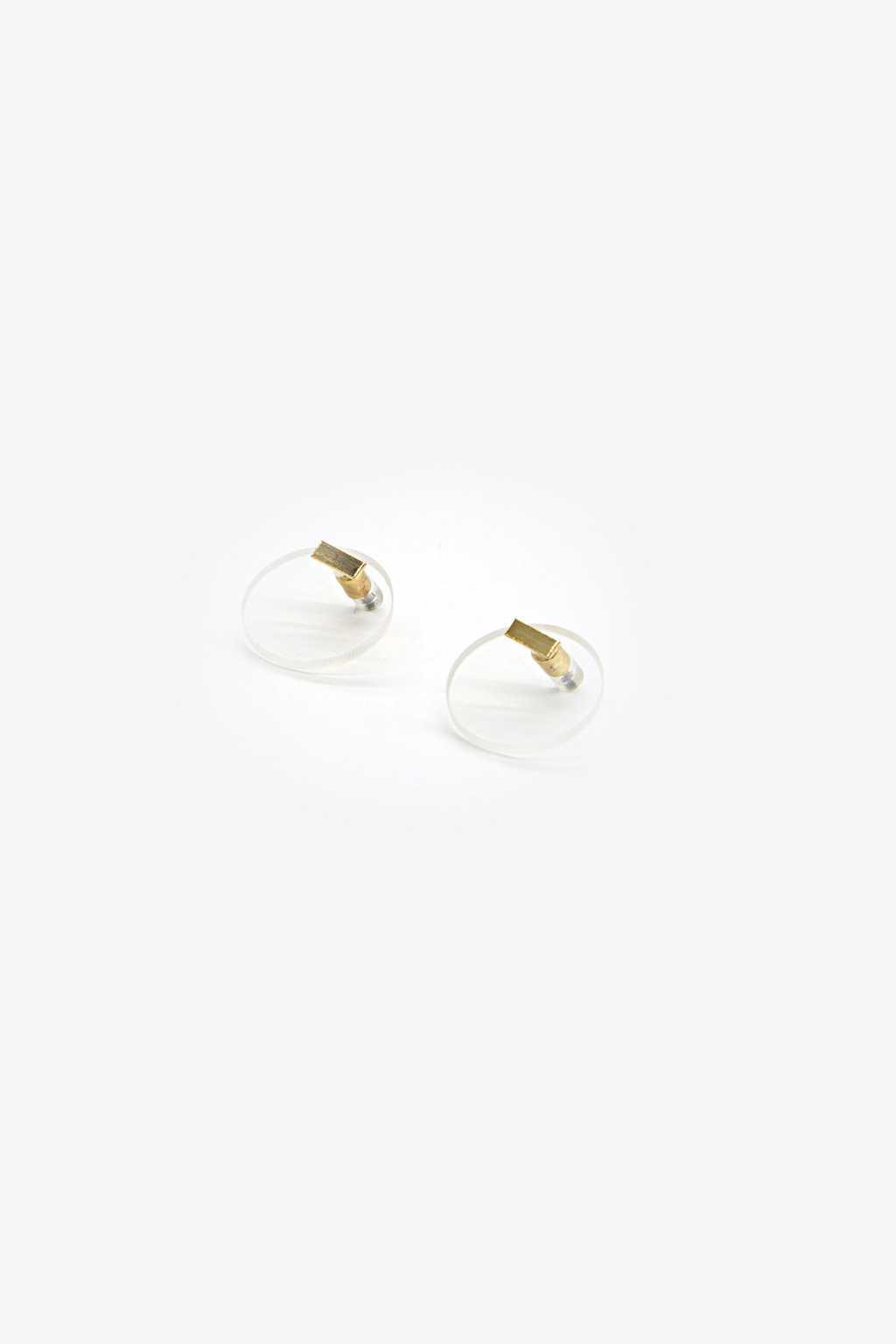 Earring 1809 Gold 3