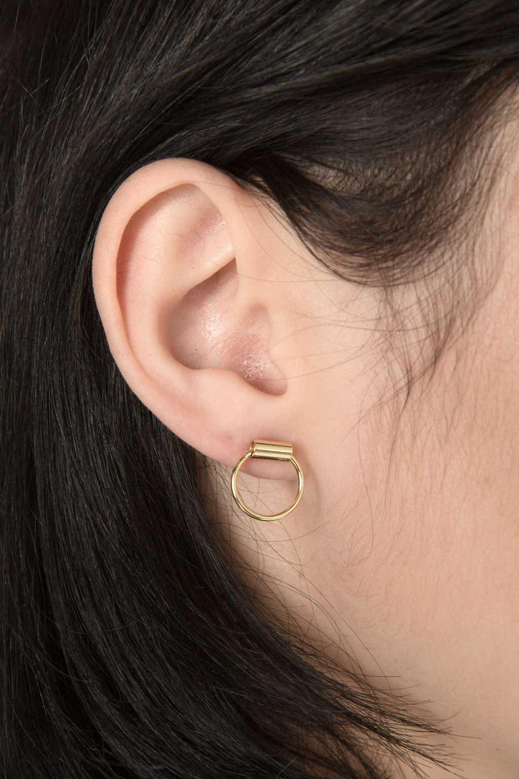 Earring 1924 Gold 3