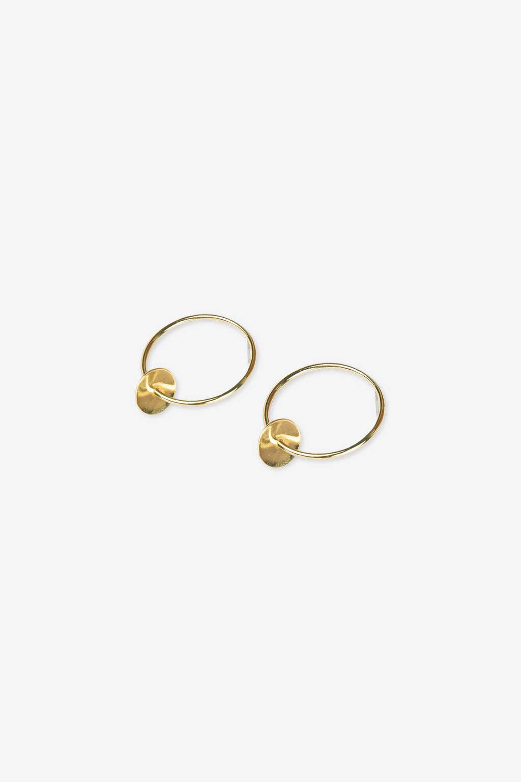 Earring 2433 Gold 4