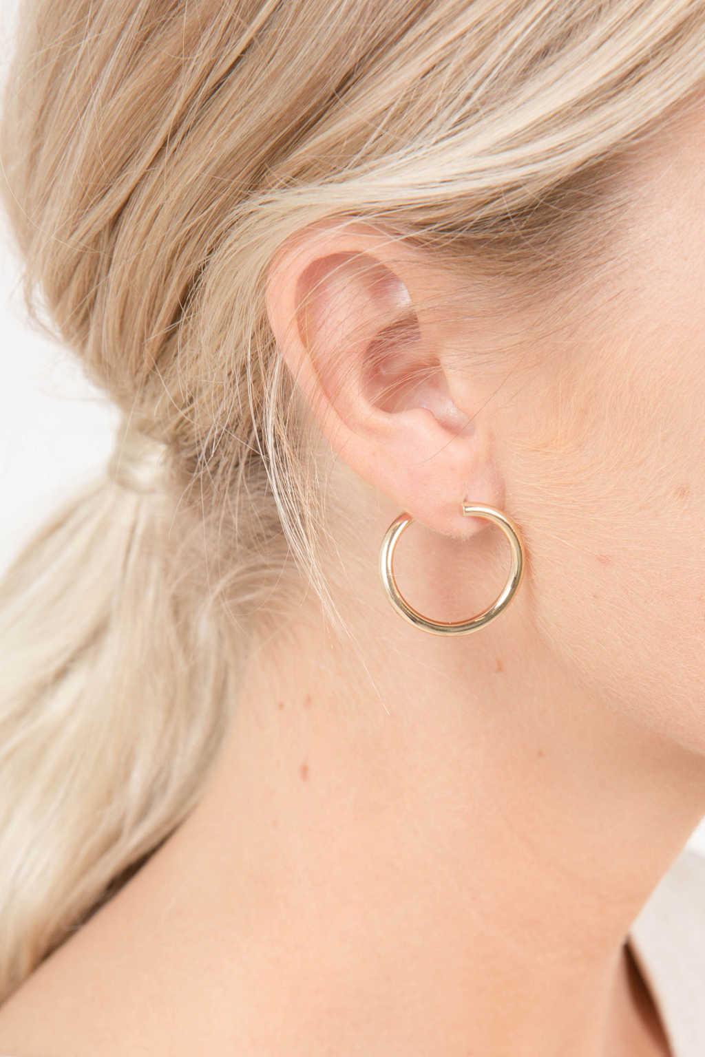 Earring 2539 Gold 1