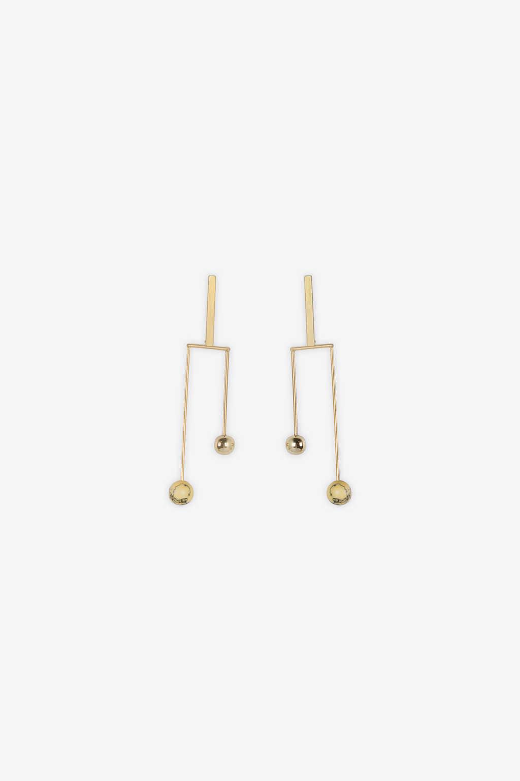 Earring 2748 Gold 1