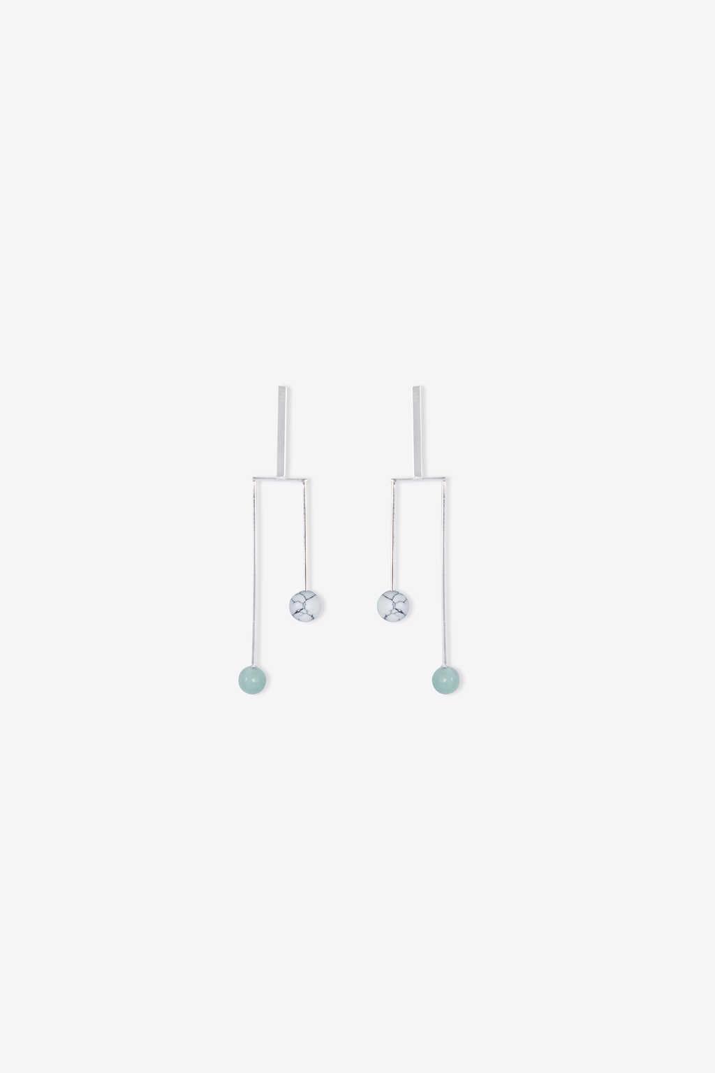 Earring 2748 Silver 4