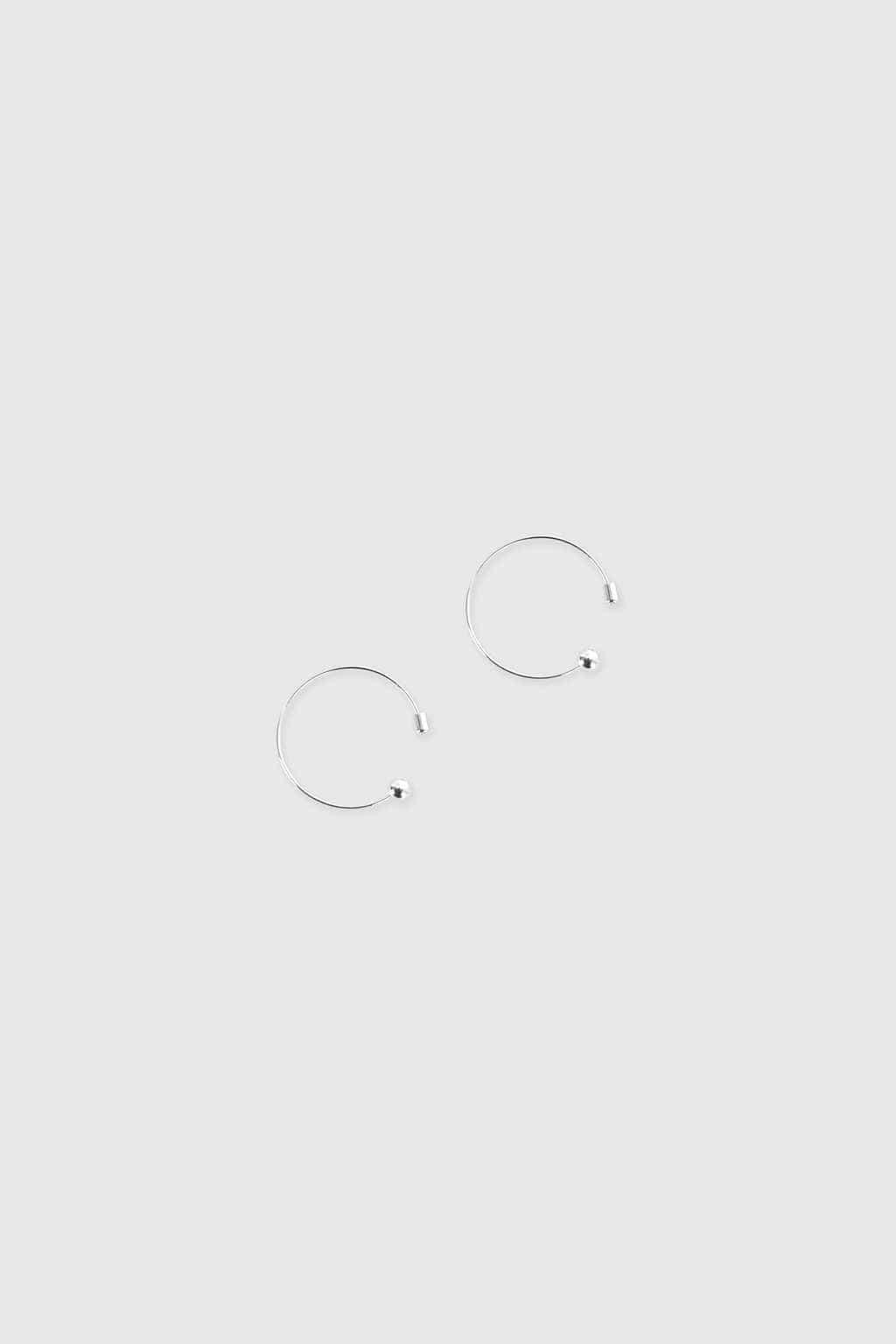 Earring 3102 Silver 3