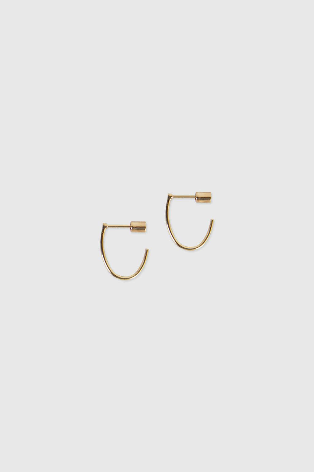 Earring 3348 Gold 1a