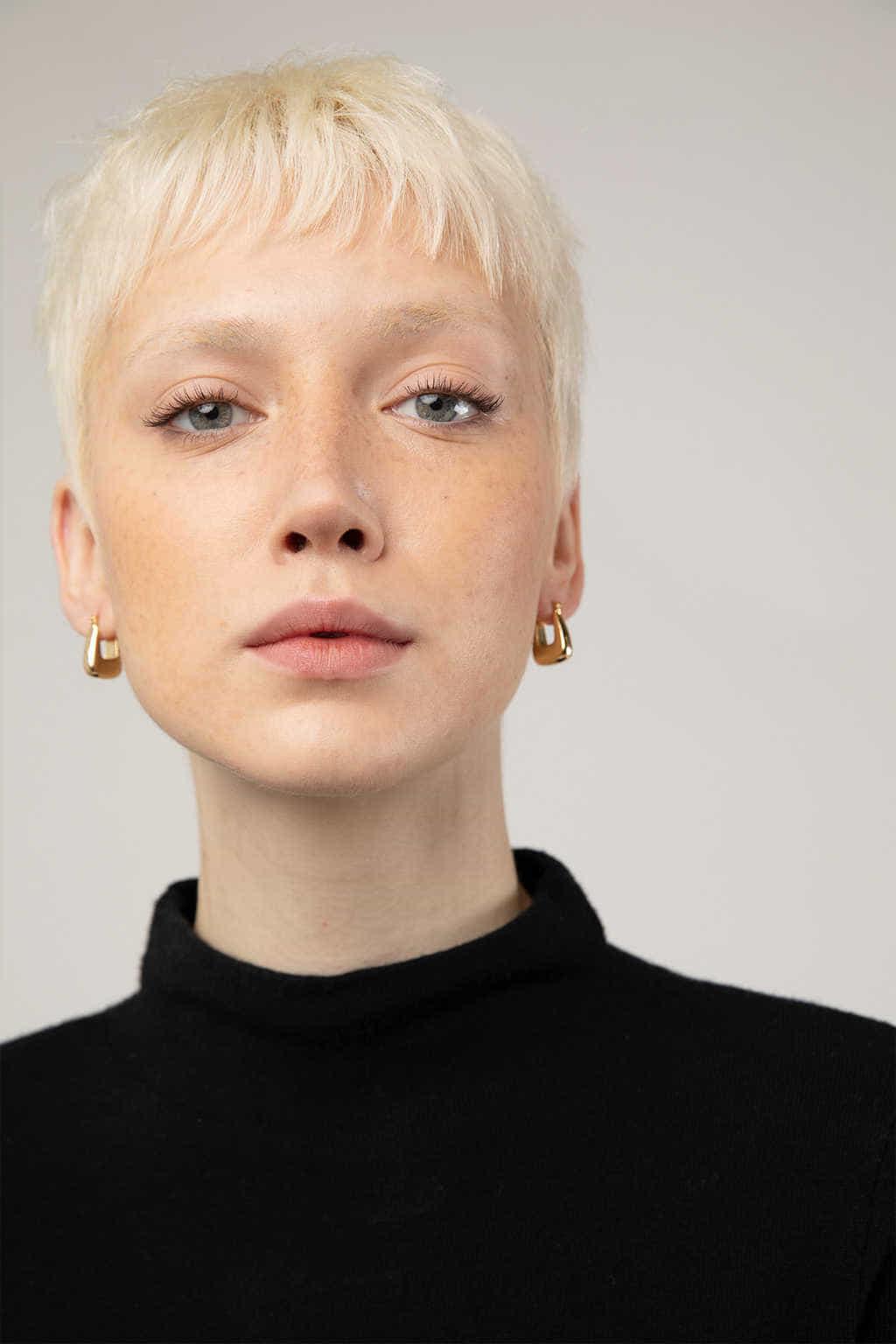 Earring 3411 Gold 2