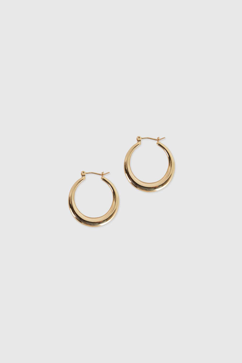 Earring 3412 Gold 2