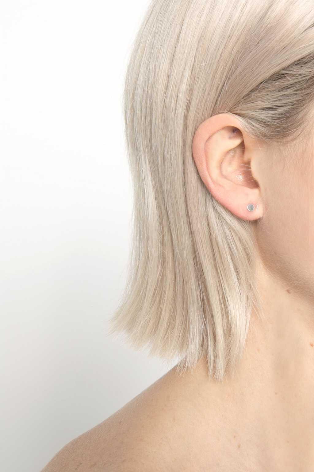Earring 91035 Silver 3